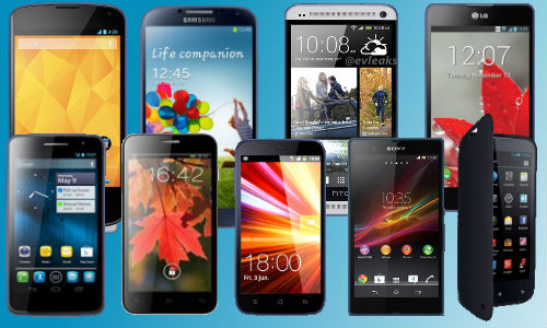 Some of the best Smartphones in 2013